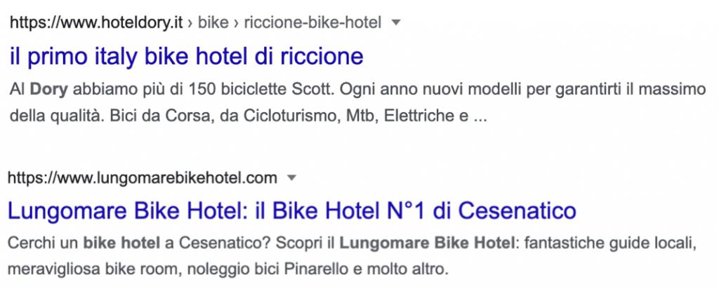 Dory Bike Hotel il 1° Italy Bike Hotel di Riccione e Lungomare Bike Hotel: il bike hotel n.1 di Cesenatico